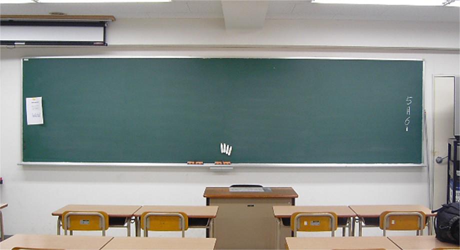一人の教師が5教科を教えます!!